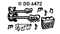 DD6472 Guitars