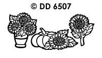 DD6507 Zonnebloemen