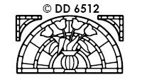 DD6512 Tulpen raam