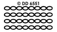 DD6551 Kaders Ketting Fijn