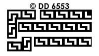 DD6553 Kaders & Hoekjes Rhodos
