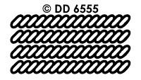DD6555 Kaders Touw Fijn