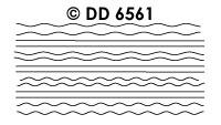 DD6561 Kaders Lijn Golf