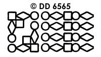 DD6565 Kaders & Hoekjes Geometrie