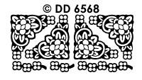 DD6568 Hoekjes Daisy