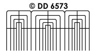 DD6573 Kaders Multi Lijn