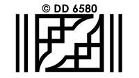 DD6580 Kaders & Hoekjes Strepen