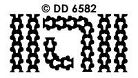 DD6582 Kaders & Hoekjes Druppels