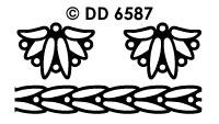 DD6587 Kaders & Hoekjes Blad
