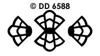 DD6588 Hoekjes Clip