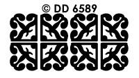 DD6589 Hoekjes Fantasy
