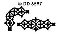 DD6597 Kaders & Hoekjes Brocant