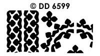 DD6599 Kaders & Hoekjes Klaver