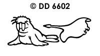 DD6602 Zeedieren