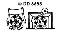 DD6655 Kleine Voetbal Kampioenen