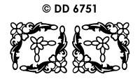 DD6751 Hoeken Fijn (Groot)
