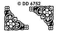 DD6752 Hoeken Daisy (Groot)