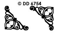 DD6754 Hoeken Doris (Groot)