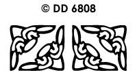 DD6808 Hoeken Gothic
