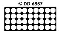 DD6857 Achtergrondsticker 8-hoek
