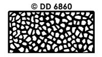 DD6860 Achtergrondsticker Mozaiek 2