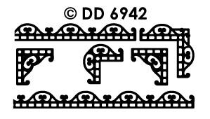 DD6942 Hoeken & Randen Klassiek