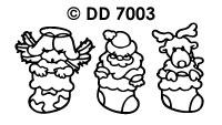 DD7003 Kerstsokken