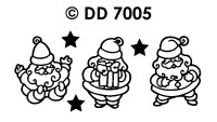 DD7005 Kerstmannen