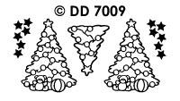 DD7009 Kerstbomen