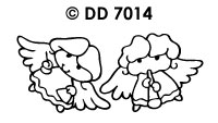 DD7014 Muziek Engeltjes