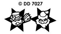 DD7027 Sterren met Figuur