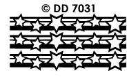DD7031 Kerstkader Sterrendans