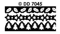 DD7045 Kerst Kader Divers