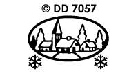 DD7057 Landschap (4 Ovaal)