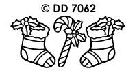 DD7062 Laarzen/ Stok