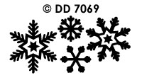DD7069 Sneeuwvlokjes