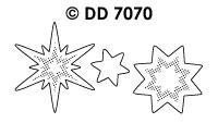 DD7070 Shiny Stars