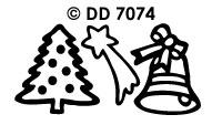 DD7074 Diverse Kerstmotieven (5)