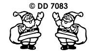 DD7083 Kerstmannetje