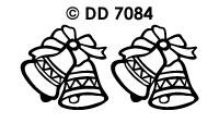 DD7084 Kerstklokken Duo