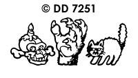 DD7251 Halloween Dracula