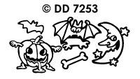 DD7253 Halloween Heks