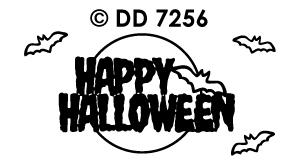 DD7256 Happy Halloween