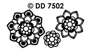 DD7502 3D Mandala (2)