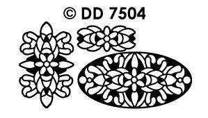 DD7504 3D Mandala (4)