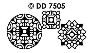 DD7505 3D Mandala (5)