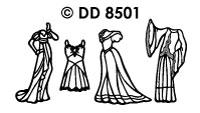 DD8501 Fashion Jurken ( 1 )