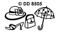 DD8505 Hoed / Shoen / Tas