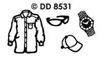 DD8531 Mode voor Mannen