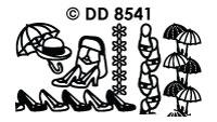 DD8541 Hoekjes en Randjes